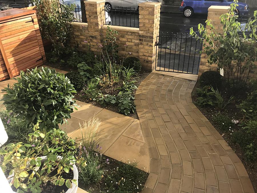 Aspiring Landscapes Front Garden Designs
