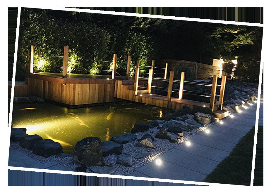 Aspiring Landscapes Garden Water Feature