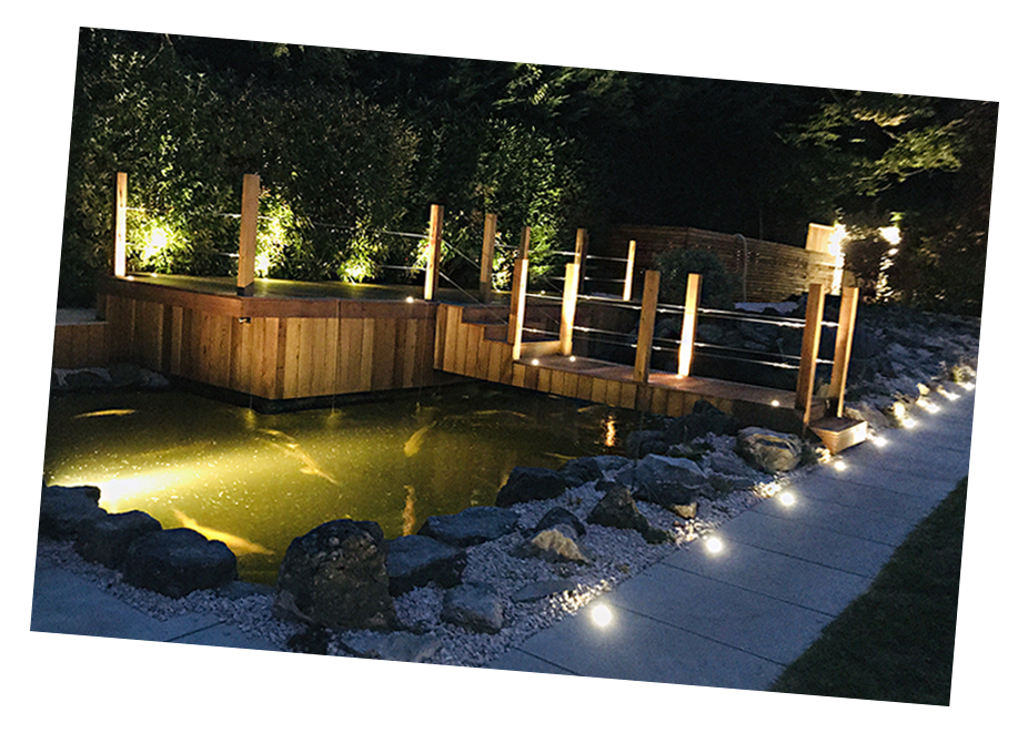 Bespoke Garden Design Services