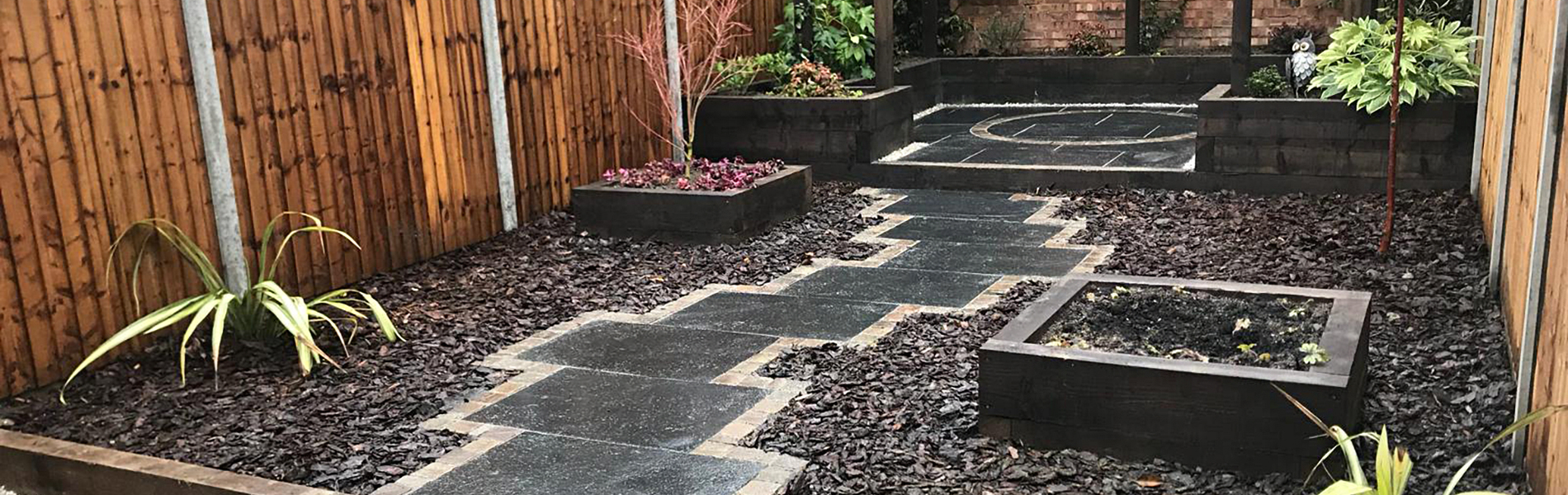 Patio Paths by Aspiring Landscapes